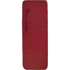 Sea to Summit Comfort Plus Matelas autogonflant Rectangulaire Regular Large, red